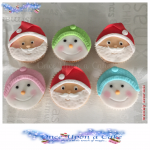 ChristmasCupcakes
