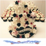 Sugarskull Weddingcake